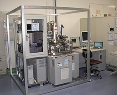 ナノプローバ解析装置外観