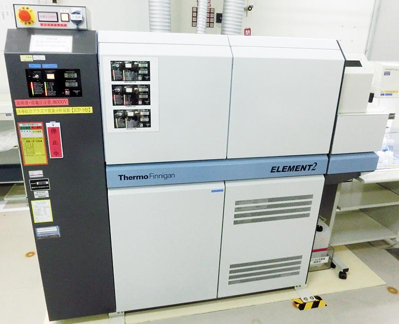 ICP-MS装置