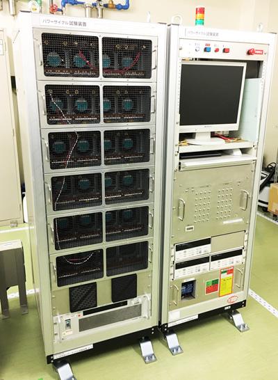 断続通電試験装置